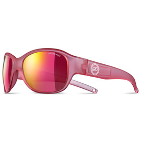 Julbo Lola Spectron 3CF Lunettes de soleil 6-10Y ans Enfant, matt translucent pink-multilayer pink